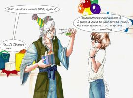 Mycobacterium tu-birthday by Linake