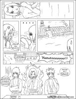 Team number seven. History in the bath 2 part by byBlackRose