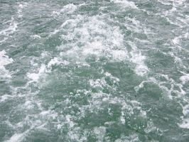 Churning Water 2 by WKJ-Stock