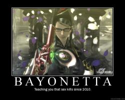 Bayonetta by 4evergaara
