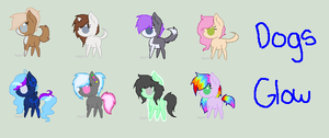 100 Theme Adopts Pt 1 by pototao