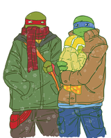 Bundle Up by Tenshilove