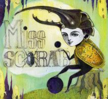Miss Scarab by karo-design