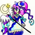 BF OC: Moonlight Empress Lunaria by Zorceus