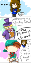 Toast is not Bread by BorderlineCloud