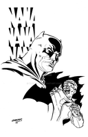 The Batman by wjgrapes