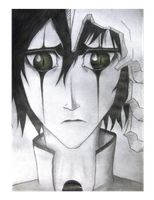 Ulquiorra Cifer by Chrona214