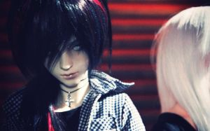 Christian on BJD party 2011 by SaikoXIX