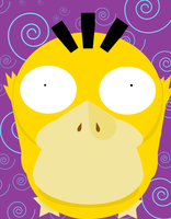 Psyduck by Nick-is-Safferion