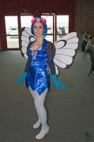 Butterfree Cosplay by Aoi-Berry