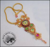 Beaded Soutache by GoodQuillHunting