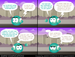 SC811 - Long Distance Relationship by simpleCOMICS