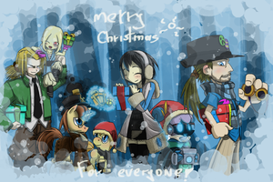 Merry Christmas! by Wrriter