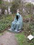 Objects 040 Cemetery Statue by Dreamcatcher-stock