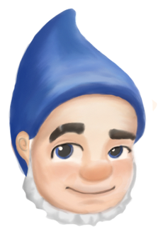 Gnomeo Paint by Xayden