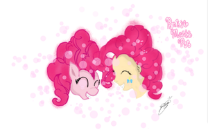 Pinkie Meets Pie by SymphoniaMelody
