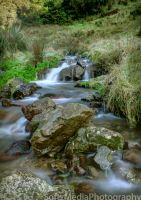 Flowing River 9 by softz