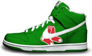 Nike Dunk: St. Patty's Day by itsmonotune