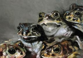 FROGS by LancerMoo