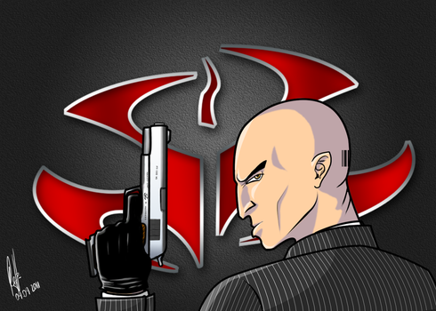 Hitman by Pj93