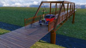 kind of almost complete bridge by mCasual