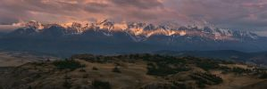 Northern Chuysky Range by box426