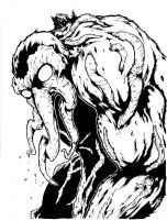 Man-Thing Inks by JAD-Inks