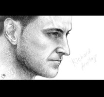 Armitage. Richard Armitage by Anastina91
