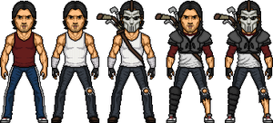 Casey Jones by MicroManED