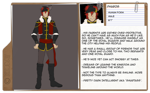 Pharos Human Form Ref by xKoday