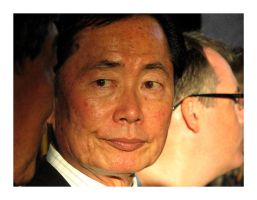 George Takei by kproductions