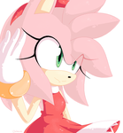 Amy Rose by Tataina8