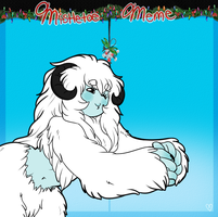 Chilly Mistetoe Meme by Askthewerewolfprince