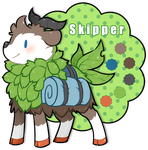 PARPG - Skipper Ref by Mousu