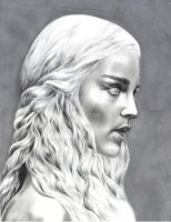 Daenerys Targaryen by yourface64