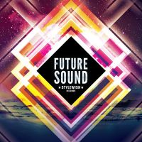 Future Sound CD Cover Artwork by styleWish