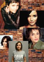 Rachael Leigh Cook most common pick for R.chambers by DarkTonic