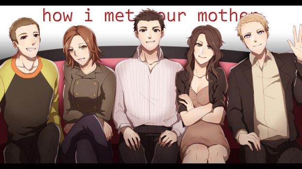 How I Met Your Mother by Merryweathery
