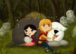 Movie Fanart - Song of the Sea (2014) by JBasco15