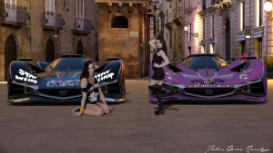 thefeudproject (Mazda LM55 AJ Lee/Paige spec) P. 1 by girabyte225-jc-lover