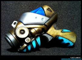Personal Steampunk Protection Device by JohnsonArms