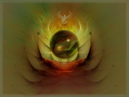 Dissected Scarab Flame by pazoozoo