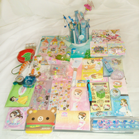 Kawaii Collection Haul by BrittanyJustus