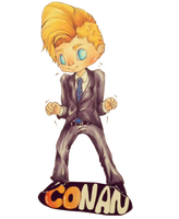 Conan O'Brien Is My Spirit Animal by cattuccino