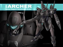 Archer BG v1.0 by CGVickers