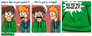 Ewcomics No. 74 - Pocket by eddsworld