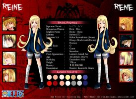 ReneReine - Basic Profile by renealexa-diary