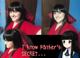 Mad Father Aya Wig by AngelicStrawberry