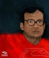 Superman: Hombre Inusual by The-Dander