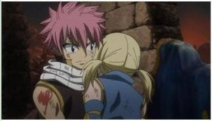 fairy tail movie Nalu by animefreak1563
